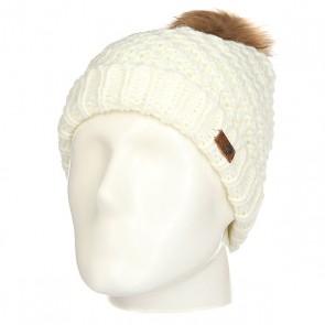 Шапка женская Roxy Blizzard Egret, 1158283,  Roxy, цвет белый