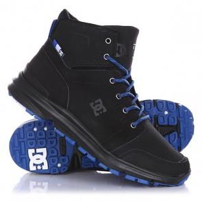 Ботинки высокие DC Torstein Black/Blue, 1131004,  DC Shoes, цвет синий, черный