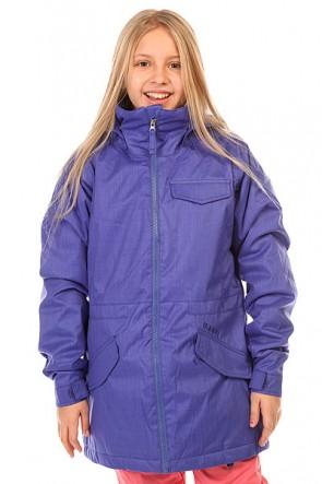 Куртка детская Burton Ruby Jk Sorcerer, 1137222,  Burton, цвет синий