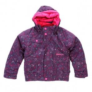 Куртка зимняя детская Burton Ms Twist Jk Star Struck, 1137228,  Burton, цвет фиолетовый