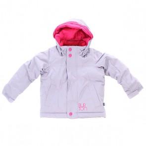 Куртка зимняя детская Burton Ms Lynx Jk Lilac Frost, 1137229,  Burton, цвет фиолетовый
