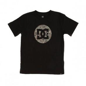 Футболка детская DC Bush Circle Black, 1152553,  DC Shoes, цвет черный