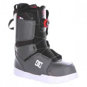 Ботинки для сноуборда DC Scout Wild Dove, 1134225,  DC Shoes, цвет серый