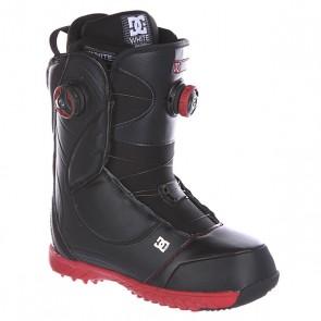 Ботинки для сноуборда женские DC Mora Black, 1134227,  DC Shoes, цвет черный