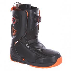 Ботинки для сноуборда DC Travis Rice Black, 1134231,  DC Shoes, цвет черный