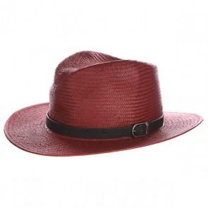 Шляпа женская Brixton Leighton Hat Burgundy, 1137347,  Brixton, цвет бордовый