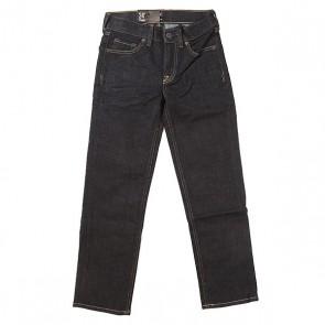 Джинсы прямые детские DC Wkr Str Jean By Indigo Rinse, 1147414,  DC Shoes, цвет синий