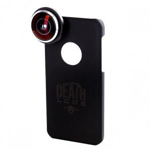 Чехол для Iphone Death Lens Fisheye Lens Bright Green Box 5c, 1092467,  Death Lens, цвет черный