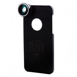 Чехол для Iphone Death Lens Wide Angle Lens Moss Green Box 5c, 1092469,  Death Lens, цвет черный