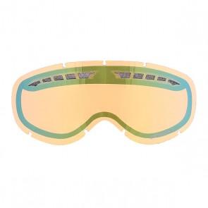 Линза для маски Dragon Dxs Rpl Lens - One Ion Gold, 1107121,  Dragon, цвет оранжевый