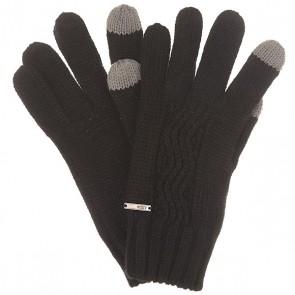 Перчатки женские Roxy Stay J Glov True Black, 1154858,  Roxy, цвет черный