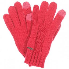 Перчатки женские Roxy Stay J Glov Sangria, 1154859,  Roxy, цвет розовый