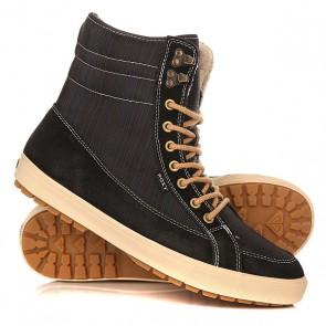Ботинки зимние женские Roxy Anchorage Black, 1157008,  Roxy, цвет черный