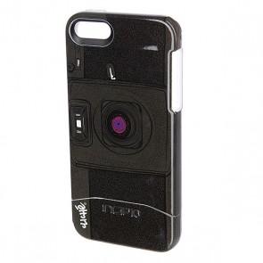Чехол для Iphone Cliche Camera V2 Edge Iphone 5 Black, 1076665,  Cliche, цвет черный