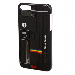Чехол для Iphone Cliche Polaroid Feather Iphone 5 Incipio Black, 1076666,  Cliche, цвет черный