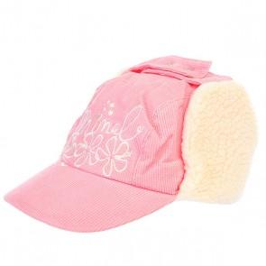 Шапка с козырьком детская Animal Infant Rose Earfleece, 1105093,  Animal, цвет розовый