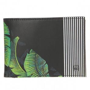 Кошелек Quiksilver Freshness Jadesheen, 1139477,  Quiksilver, цвет мультиколор, черный