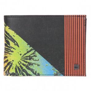 Кошелек Quiksilver Freshness Tarmac, 1139479,  Quiksilver, цвет мультиколор, черный