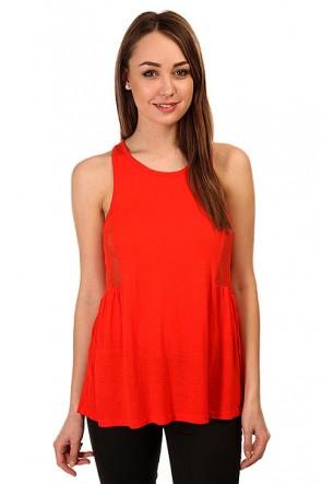 Топ женский Roxy Capitola J Kttp Fiery Orange, 1142748,  Roxy, цвет оранжевый