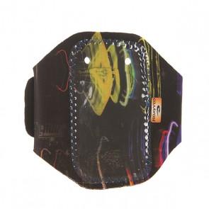 Чехол для iPhone CajuBrasil 602 Black/Multi, 1152586,  CajuBrasil, цвет мультиколор, черный