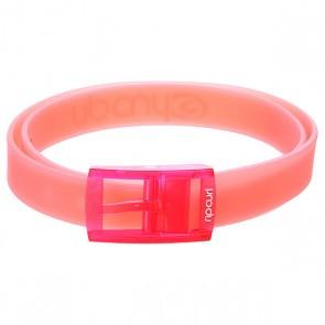 Ремень женский Rip Curl Rc Silicone Belt Cranberry, 1099325,  Rip Curl, цвет розовый
