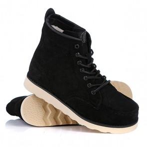 Ботинки зимние Grenade Fur Urban Trekker Suede Boot Black, 1053059,  Grenade, цвет черный
