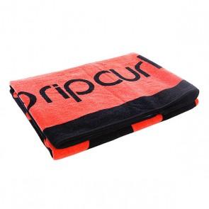 Полотенце женское Rip Curl Nuhea Beach Towel Solid Black, 1087551,  Rip Curl, цвет черный