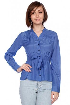 Рубашка женская Insight Sassy Grace Shirt Cobalt, 1042356,  Insight, цвет голубой
