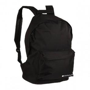 Рюкзак городской Rip Curl Dome B.black Black, 1158490,  Rip Curl, цвет черный