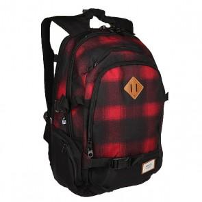 Рюкзак городской Rip Curl Posse Ombre Red Tu, 1158497,  Rip Curl, цвет бордовый, черный