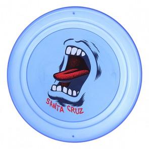 Фрисби Santa Cruz Big Mouth Flyer Blue, 1101772,  Santa Cruz, цвет синий