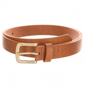 Ремень Quiksilver The Slim Belt Bear, 1139752,  Quiksilver, цвет коричневый