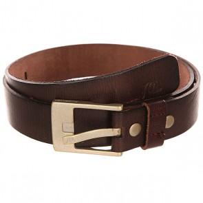 Ремень Quiksilver Section Brown, 1139795,  Quiksilver, цвет коричневый