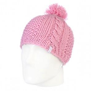 Шапка с помпоном детская Burton Girls Katie Joe Bnie Rock Candy, 1118198,  Burton, цвет розовый