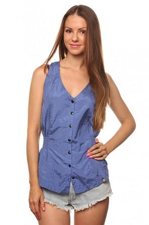 Блузка женская Insight Princeton Peep Top Cobalt, 1030015,  Insight, цвет синий