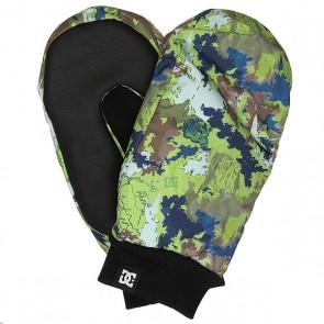 Варежки сноубордические DC Flag Mitt Travel Goods, 1158620,  DC Shoes, цвет мультиколор