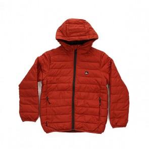 Куртка зимняя детская Quiksilver Scaly Barn Red, 1158648,  Quiksilver, цвет коричневый