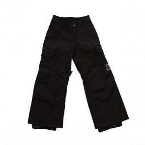 Штаны сноубордические детские DC Banshee Black, 1158675,  DC Shoes, цвет черный