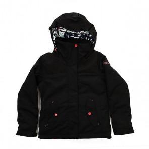 Куртка детская Roxy Rx Jet True Black, 1158691,  Roxy, цвет черный