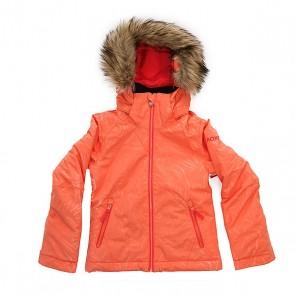 Куртка детская Roxy Jet Ski Camellia, 1158693,  Roxy, цвет оранжевый