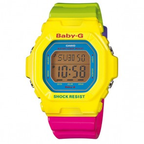 Часы женские Casio Baby-G Bg-5607-9E, 1077106,  Casio G-Shock,