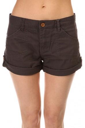 Шорты джинсовые женские Roxy Southern Dark Midnight, 1146089,  Roxy, цвет серый