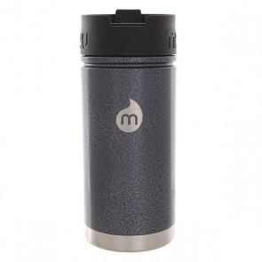 Термокружка Mizu V5 Grey Hammer Paint Coffee Lid, 1146098,  Mizu, цвет серый, черный