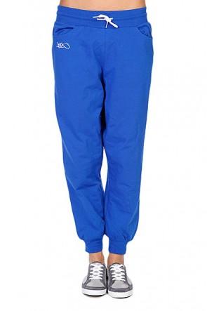 Штаны прямые женские K1X Large Travel Sweatpants Blue, 1087779,  K1X, цвет синий