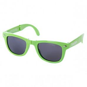 Очки True Spin Folding Sunglasses Green, 1064844,  TrueSpin, цвет зеленый