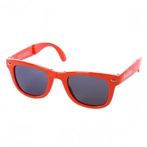 Очки True Spin Folding Sunglasses Orange, 1064847,  TrueSpin, цвет оранжевый