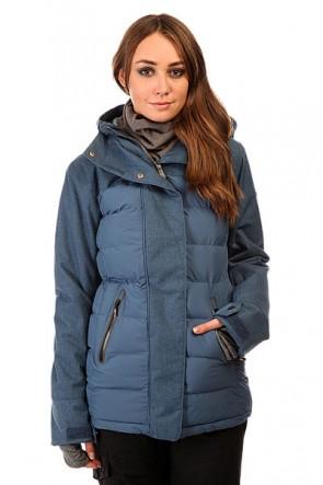 Куртка женская Roxy Tb Crystaliz Jk Ensign Blue BIOTHERM, 1131801,  Roxy, цвет синий