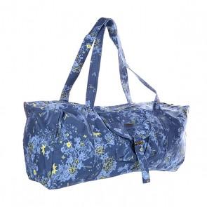 Сумка через плечо женская Insight Denim Floral, 1131956,  Insight, цвет голубой, желтый, синий