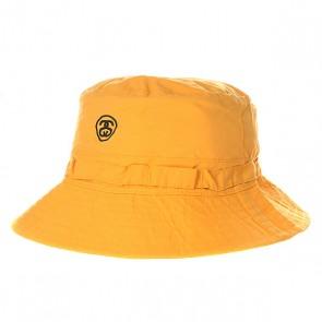 Панама Stussy Packable Bucket Hat Yellow, 1135111,  Stussy, цвет желтый