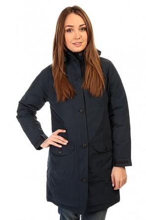 Куртка парка женская Penfield Miller Long Mountain Parka Jacket Navy, 1135249,  Penfield, цвет синий